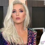 Katy Perry parrucca