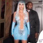Kim Kardashian parrucca