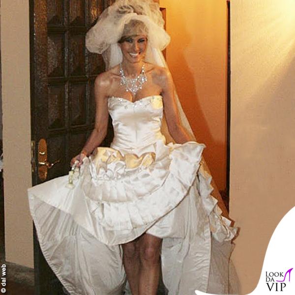 Melania Trump nozze abito da sposa Vera Wang 2