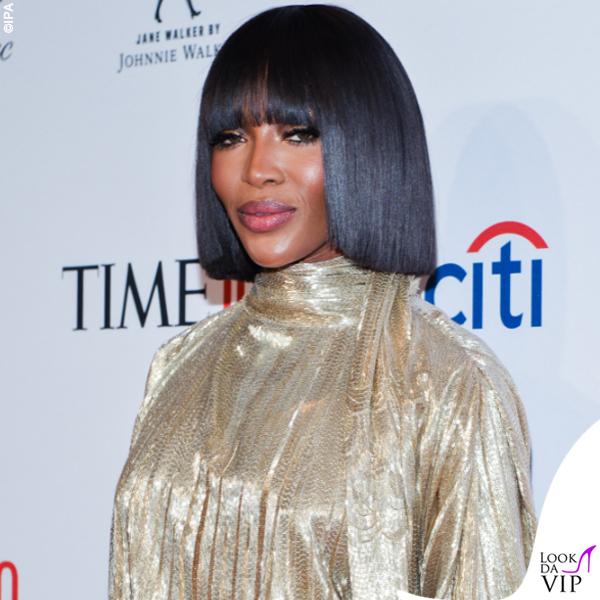 Naomi Campbell parrucca 2