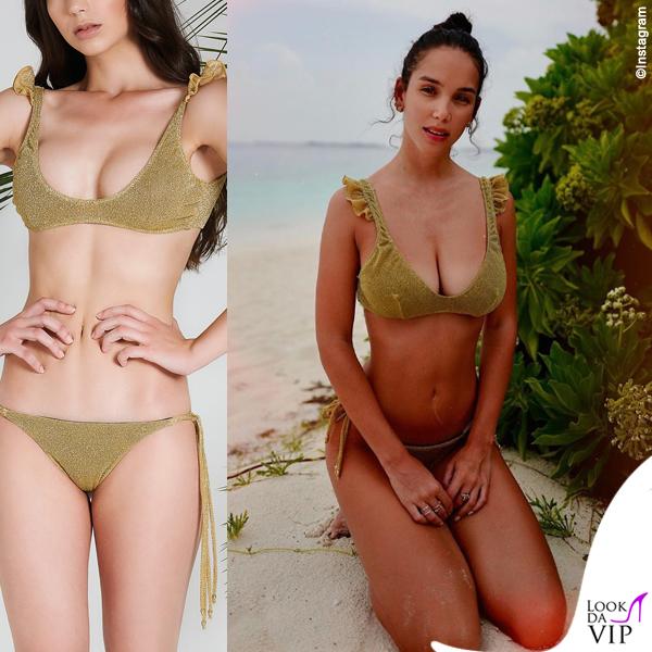 Paola Di Benedetto bikini Cotazur