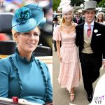 Royal Ascot 2019 Zara Philips Gabriella Windsor