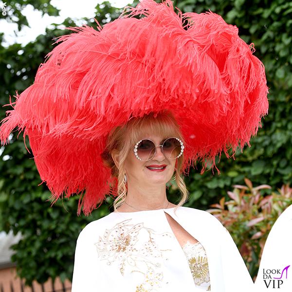 Royal Ascot 2019 cappelli 7