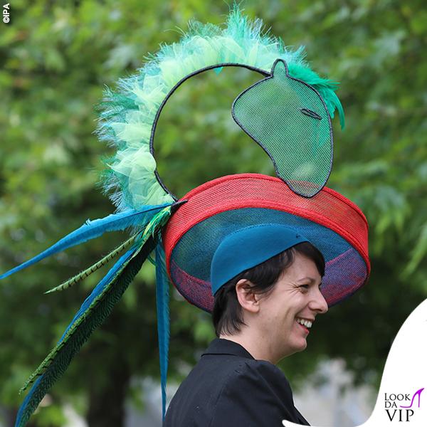 Royal Ascot 2019 cappelli 8