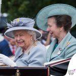 Royal Ascott regina Elisabetta principessa Anna