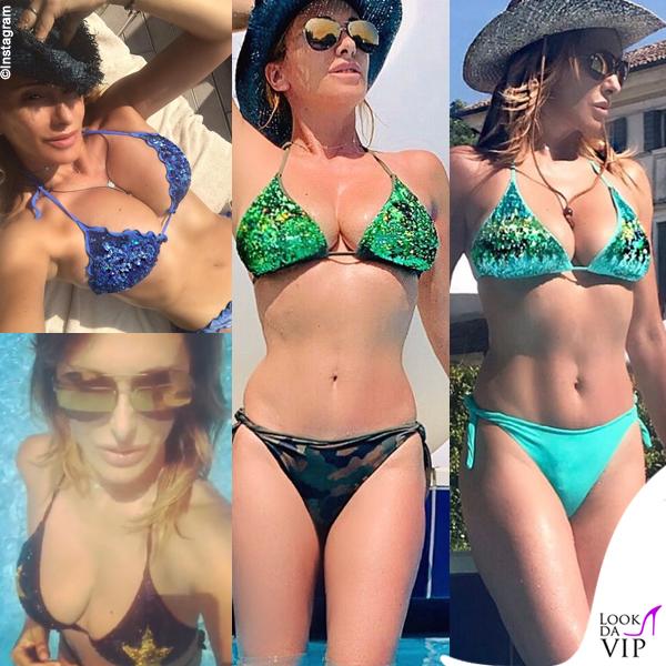 Sabrina Salerno bikini Sunny 8
