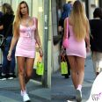 Taylor Mega abito o-mighty scarpe Puma calzini Gucci borsa Balenciaga
