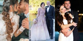 matrimoni vip 2019 Lorella Boccia Debora Pelamatti Clarissa Marchese Alessia Macari eva Grimaldi Imma Battaglia Max Pezzali