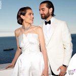 matrimonio Charlotte Casiraghi e Dimitri Rassam abito Chanel