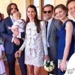 matrimonio Charlotte Casiraghi e Dimitri Rassam abito Saint Laurent 5