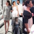 matrimonio Charlotte Casiraghi e Dimitri Rassam abito Saint Laurent e Chanel collana Cartier