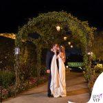 matrimonio Chris Pratt e Katherine Schwarzenegger abiti Armani