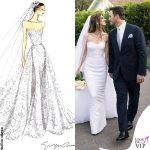 matrimonio Chris Pratt e Katherine Schwarzenegger abiti Armani 5