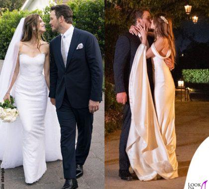 matrimonio Chris Pratt e Katherine Schwarzenegger abiti Armani 7