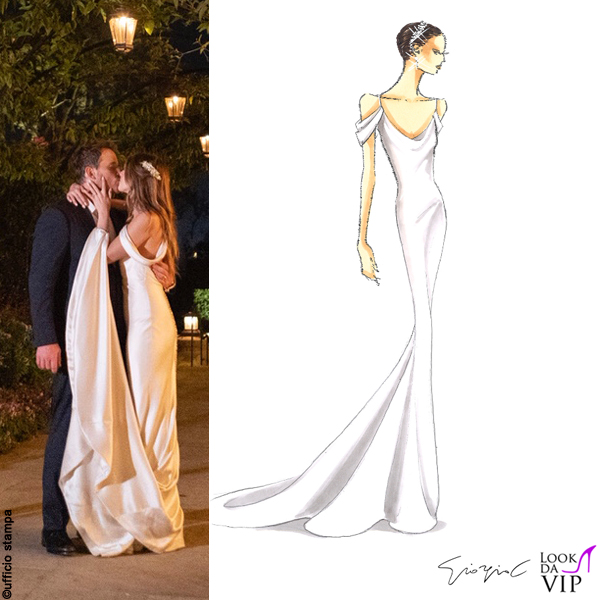 matrimonio Chris Pratt e Katherine Schwarzenegger abiti Armani 8