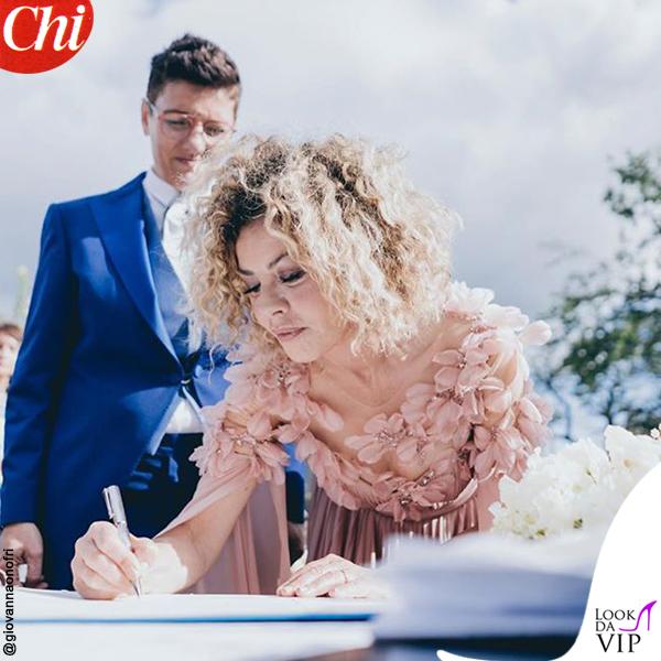 matrimonio Eva Grimaldi Imma Battaglia abiti da sposa Enzo Miccio 5