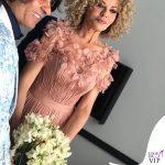 matrimonio Eva Grimaldi Imma Battaglia abiti da sposa Enzo Miccio 2
