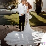 matrimonio Macari Kragl Alessia Macari abito Atelier Rafyva Oliver Kragl abito Petrelli Uomo 1