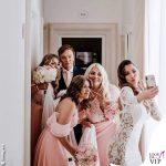 matrimonio Macari Kragl Alessia Macari abito Atelier Rafyva damigelle Lea Damiano Couture 2
