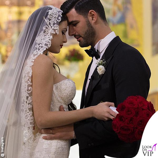 matrimonio Marchese Gregucci Clarissa Marchese abito Galia Lahav 1