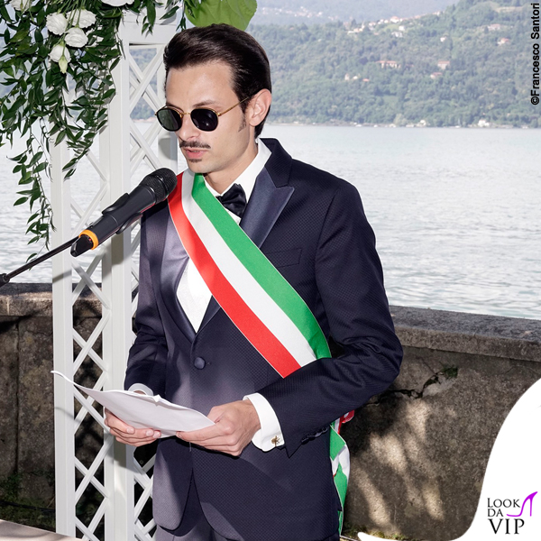 matrimonio Space One Emanuela Muratore Fabio Rovazzi