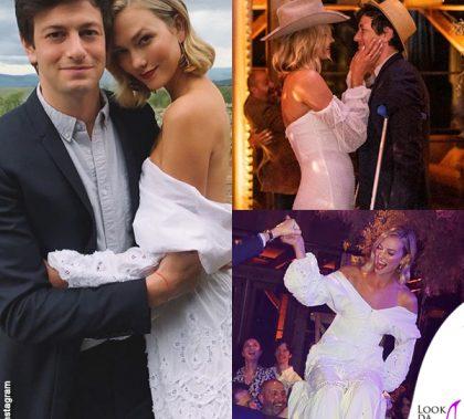 nozze Joshua Kushner Karlie Kloss
