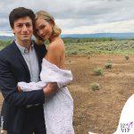 nozze Joshua Kushner Karlie Kloss abito Jonathan Simkhai 2