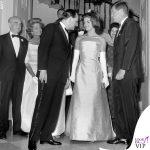 1962 Jackie Kennedy Casa Bianca abito Christian Dior