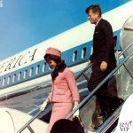 1963 Jackie Kennedy Dallas tailleur Chanel