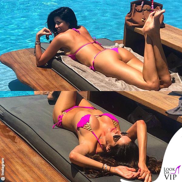 Aida Yespica bikini Miss Bikini Luxe