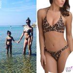 Alessia Fabiani bikini Island Coco