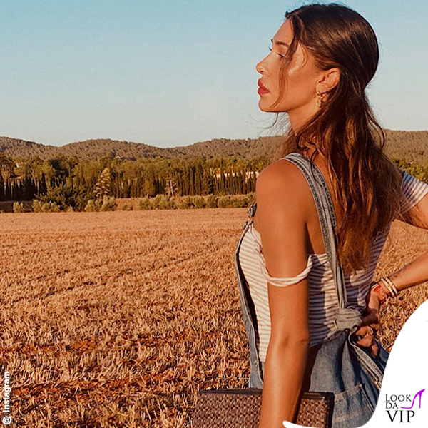 Belen Rodriguez Ibiza borsa Ema-Bia 1