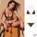 Bella Hadid bikini Fendi 7