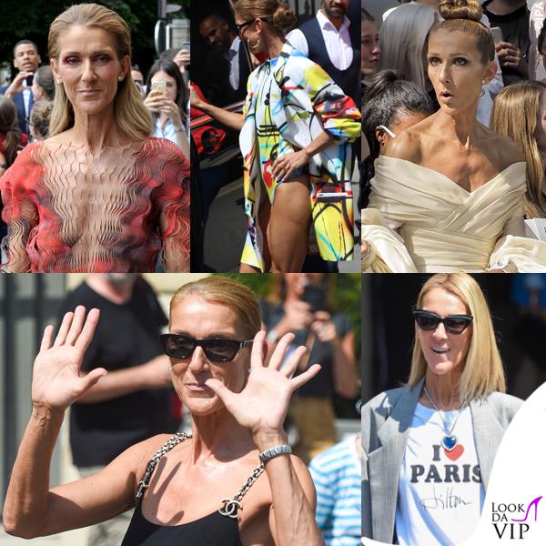Celine Dion Paris Haute Couture