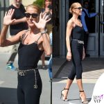 Celine Dion outfit Chanel