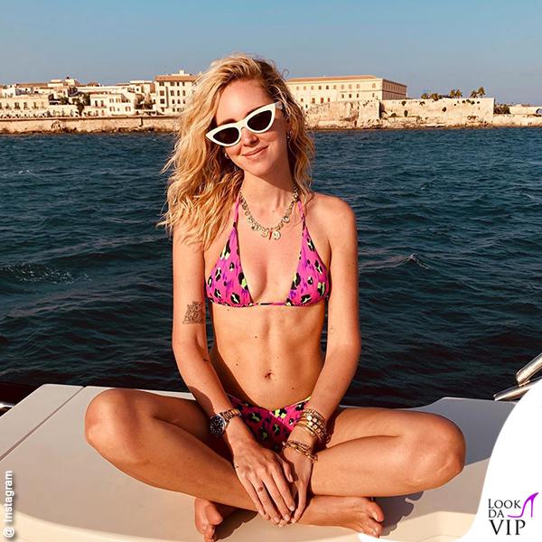 Chiara Ferragni Siracusa bikini Calzedonia Laura 1