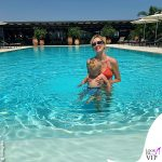 Chiara Ferragni Siracusa bikini Calzedonia rosso 1