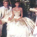 David Beckham Victoria Beckham nozze