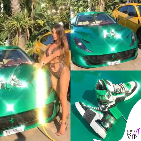 Ferrari Philipp Plein sneakers Moneybeast 6