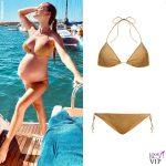 Fiammetta Cicogna bikini Oseree 2
