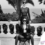 Irina Shayk Adriana Lima Vogue Spagna 2