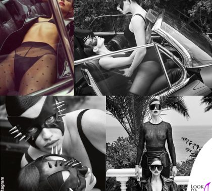 Irina Shayk Adriana Lima Vogue Spagna 4