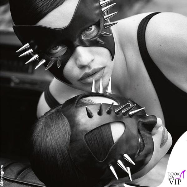Irina Shayk Adriana Lima Vogue Spagna