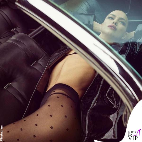 Irina Shayk Vogue Spagna 2