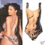 Kylie Jenner costume Jean Paul Gaultier 2