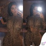 Kylie Jenner tuta LaQuan Smith