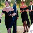 Lady Diana Serpentine Gallery abito revenge dress Christina Stambolian