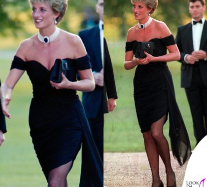 Lady Diana Serpentine Gallery abito revenge dress Christina Stambolian