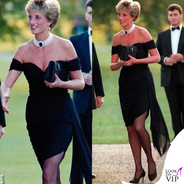 Lady Diana Serpentine Gallery abito revenge dress Christina Stambolian 2