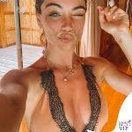 Lorella Boccia costume intero Sand